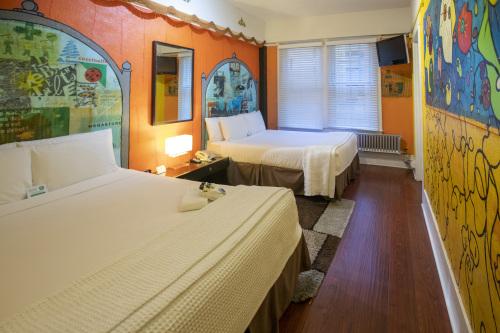 Residential Deluxe Quad Suite