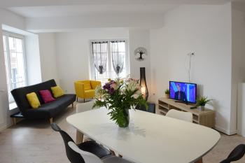 Appartement 1er étage centre ville de Dieppe