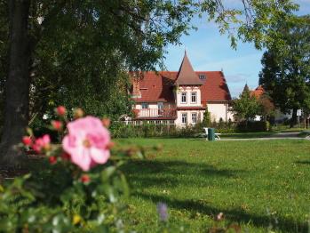 Außenansicht Villa Haupthaus