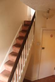 Family Suite Adjoining Stairs
