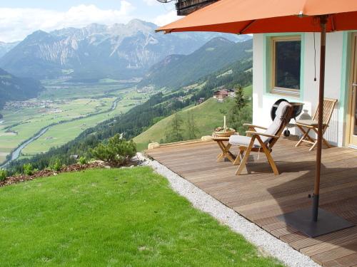 Ferienhaus-Familie-Eigenes Badezimmer-Bergblick-Berghaus Zillertal - Basistarif