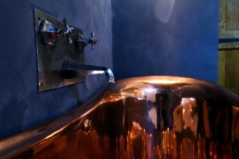 'Speel' Copper Tub