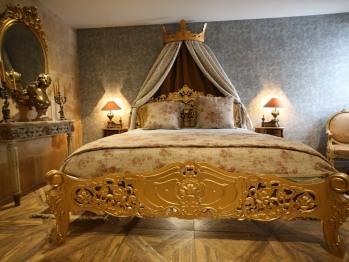 Chambre Pompadour Lit King size