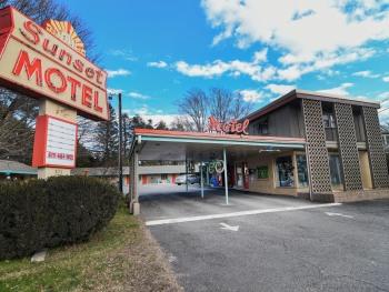The Sunset Motel