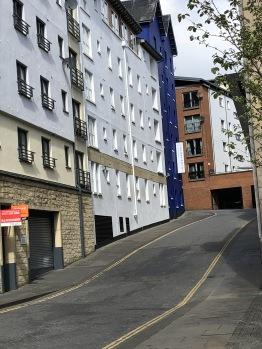 Alba Apartments - outside