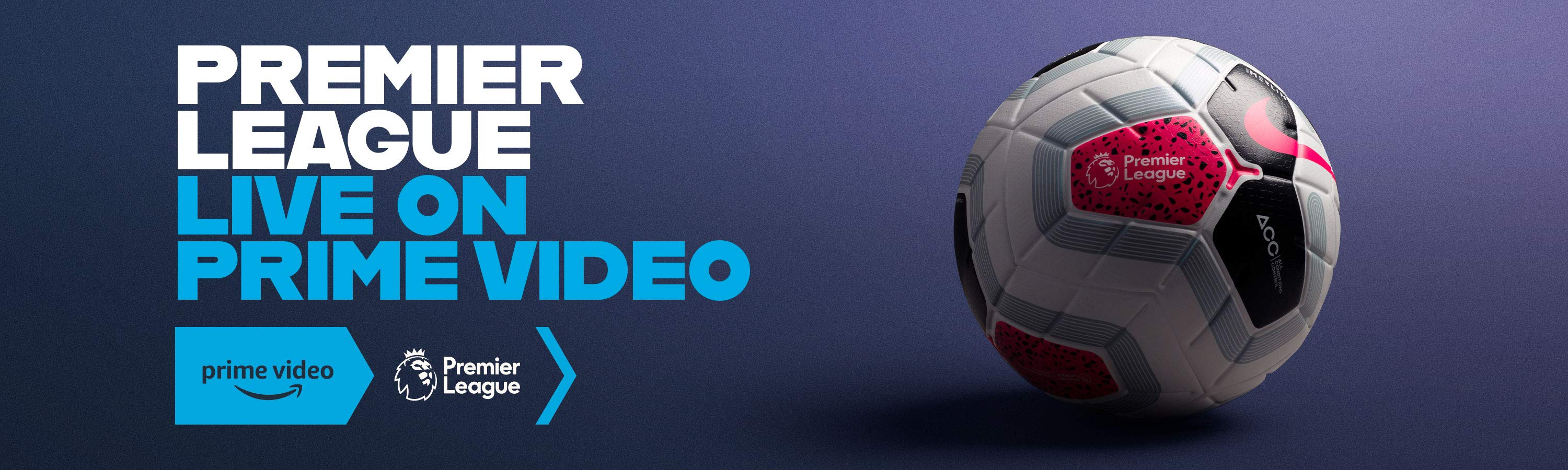 Premier League on Amazon Prime