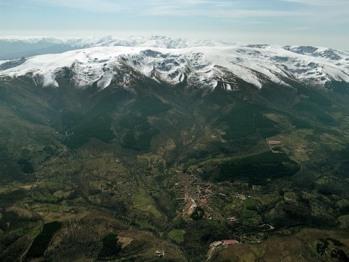 """Zona/Entorno Sistema Central """" Sierra de Gredos""""Sierra de Bèjar y Candelario y Sierra de Gredos"""""""