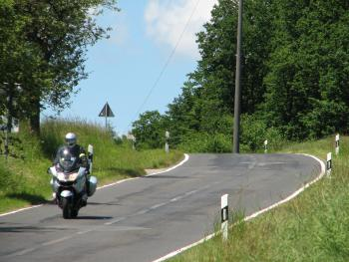 Paradies für Motorradfahrer