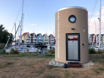 slube am Yachthafen Greifswald