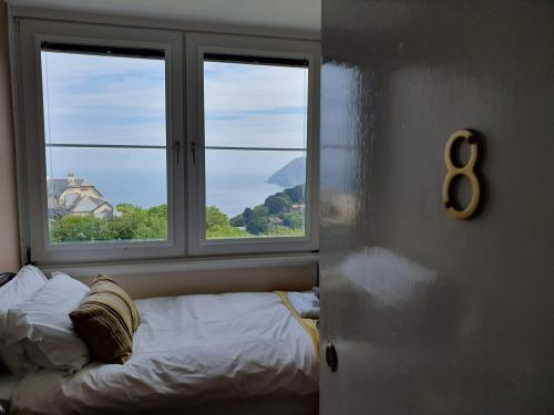 Single room-Ensuite with Shower-Sea View