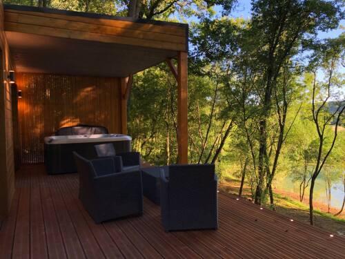 Cabane du Chêne - Premium - Spa