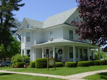 Charlie-Jane's Bed & Breakfast in beautiful Mt. Ayr, Iowa