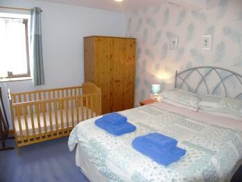 Hendy Double Bedroom