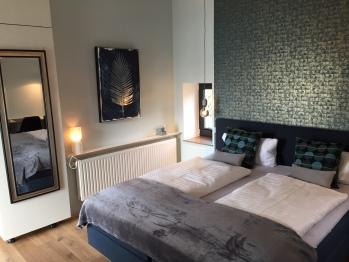 Doppelzimmer-Premium-Ensuite Bad - Nur Zimmer