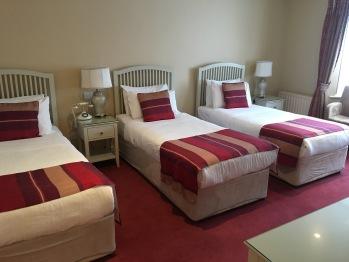 Standard-Triple room-Ensuite - Base Rate