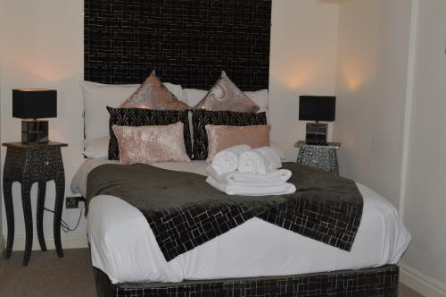 Apartment One Double Bedroom