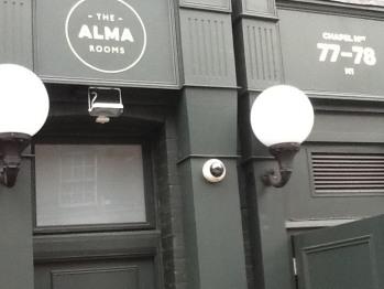 Main Apartment Entrance