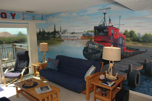 Port Superior Condo 701-Condo-Private Bathroom-Lake View