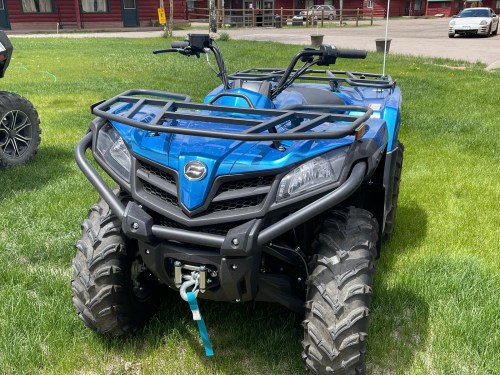 Creek ATV Rental