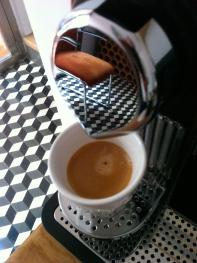 Nespresso coffee for free