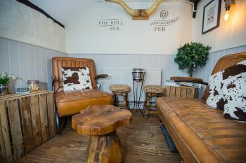 Sofa Area / Chill Area in Main Bar