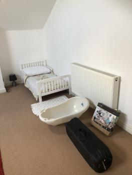 Baby & Toddler bed,Cot,bath,changing mat