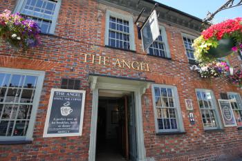 The Angel Hotel -