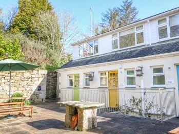Cottage-Standard-Private Bathroom-Garden View-Gunwalloe