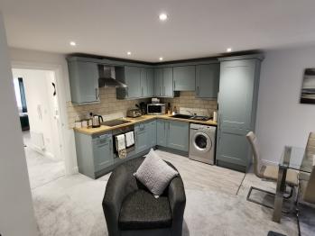 Gosforth Suite - Kitchen Area