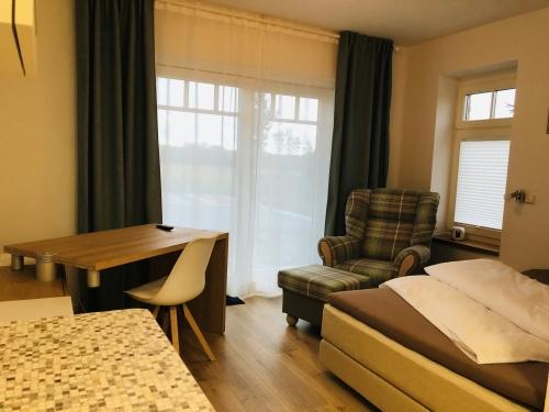 Einzelzimmer-Apartment-Ensuite Dusche