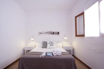 Habitacion cama de matrimonio nº1
