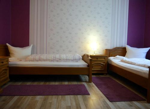 Doppelbett oder zwei Einzelbetten-Standard-Eigenes Badezimmer - Standardpreis