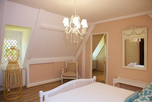 Suite de Luxe Manoir 2ème étage