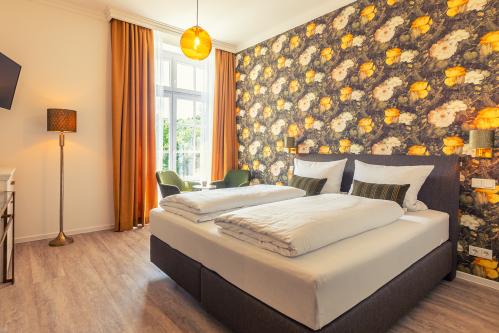 Doppelzimmer-Klassisch-Eigenes Badezimmer - Standardpreis