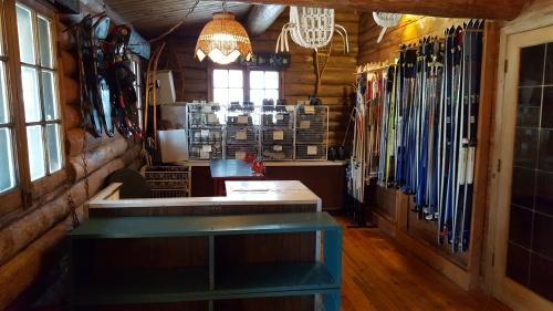 Cross Country Ski / Shoeshoe Area