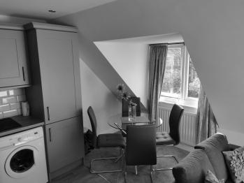 Leazes Suite - Kitchen Dining Area