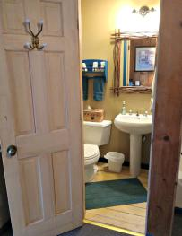Woodview Room #1 Bathroom