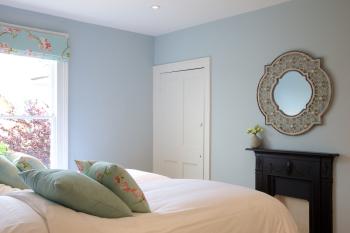 Super king or twin bedroom first floor