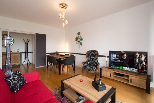 Appartement Avenue De Champagne - 2 Chambres