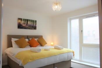 BMAS Serviced Apartments - Campbell Park -
