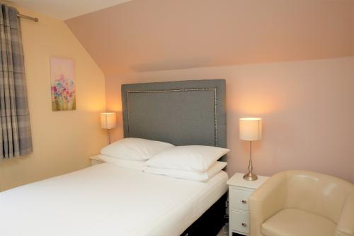 Single room-Deluxe-Ensuite - Base Rate