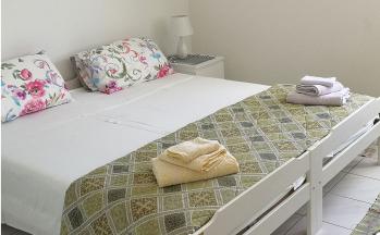 Schlafzimmer 1.0 © Ferienwohnung Casa Belle Vacanze