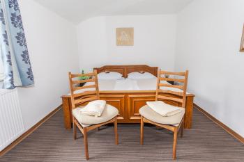 Ansicht Doppelzimmer