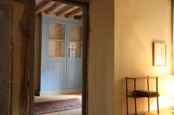 Antichambre (un lit simple) vers double mini suite Mouki