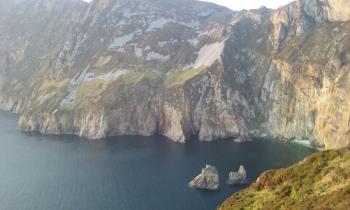 Sliabh Liag Cliffs scenery