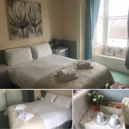 Double room-Ensuite-(Room 1) - Base Rate