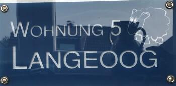 Ferienwohnung-Eigenes Badezimmer-5 Langeoog - Standardpreis