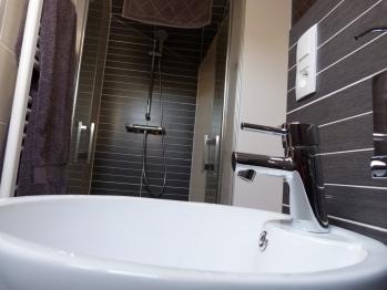 Salle de bain Côte fleurie