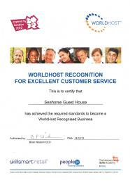 A World Host Accredited Business