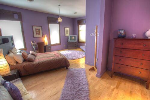 Quad room-Standard-Ensuite-Plum Room.